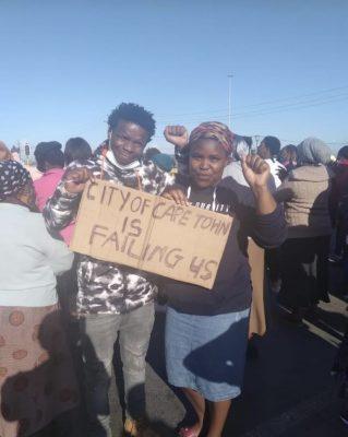 Khayelitsha Site B Sewage Protest 2-90a11758f22c
