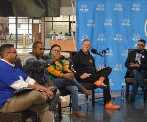 DA, CCC, ANC, Good - Civic Centre Debate