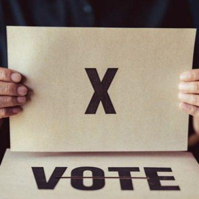 Election-vote-X