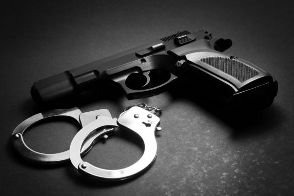 Firearm and Arrest