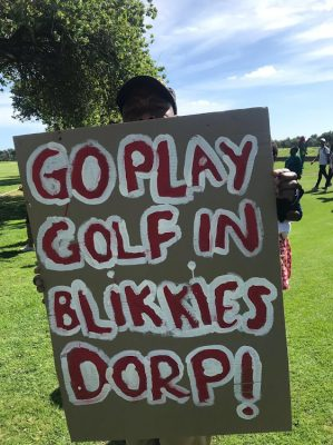 Golf Course - Reclaim the City
