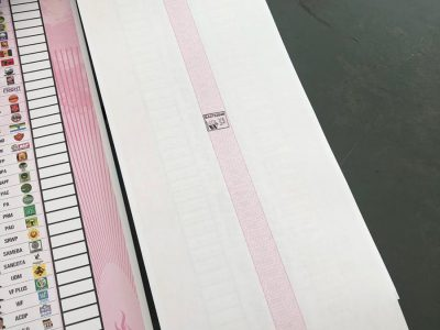 IEC - Ballot paper