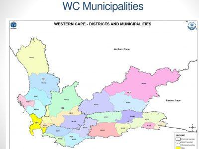 LGE Western Cape - IEC