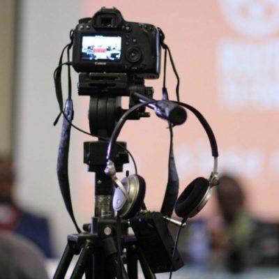 Media lens camera