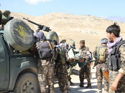 NRF Afghanistan