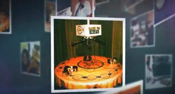 Radio 786 old studio