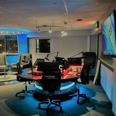 Radio 786 studio