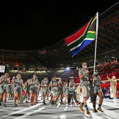 SA Team Oplympics 2020