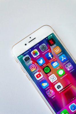 Social Media Apps - Unsplash
