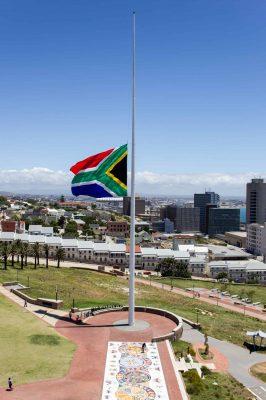 SouthAfrican_Flag_HalfMast