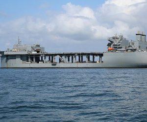 US Warship