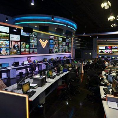al-Manar TV Newsroom