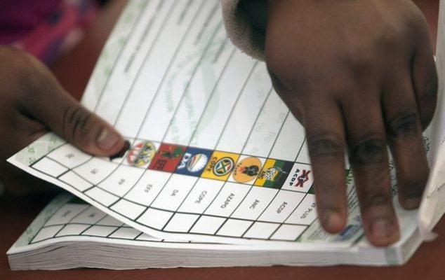 business day - ballot paper